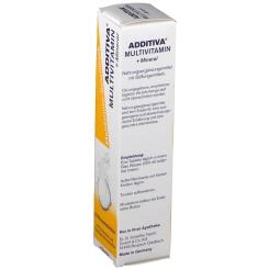 ADDITIVA® Multivitamin + Mineral Mandarinen Geschmack