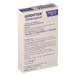ADDITIVA® Osteogard Mono D3 800 i.E