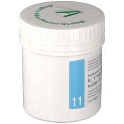 Adler Schüssler Salze Nr. 11 Silicea D12
