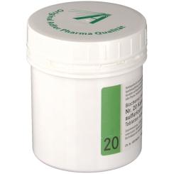 Adler Schüssler Salze Nr. 20 Kalium Aluminium D12