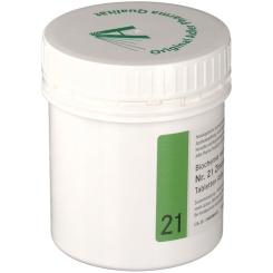 Adler Schüssler Salze Nr. 21 Zincum chloratum D12