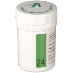 Adler Schüssler Salze Nr. 24 Arsenum jodatum D12