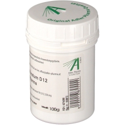 Adler Schüssler Salze Nr. 33 Molybdenum sulfuratum D12