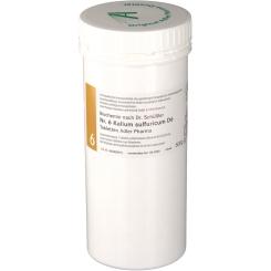 Adler Schüssler Salze Nr. 6 Kalium sulfuricum D6
