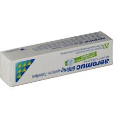 aeromuc 600 mg