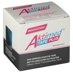 Aktimed® TAPE PLUS 5 cm x 5m lightblue