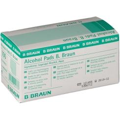 Alcohol Pads B. Braun Alkoholtupfer