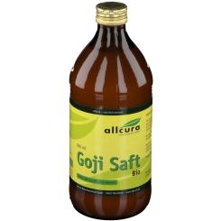 allcura Goji Saft Bio