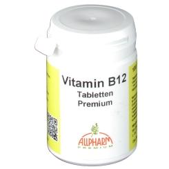 ALLPHARM Vitamin B12 Tabletten Premium