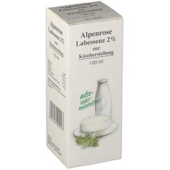 Alpenrose Labessenz 2 %