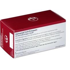 Alpinamed® Krill Öl Kapseln