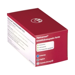 Alpinamed® Mobilitätskapseln forte + Omega 3