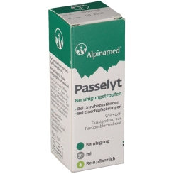 Alpinamed Passelyt Beruhigungstropfen