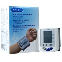 alvita® Handgelenk-Blutdruckmessgerät