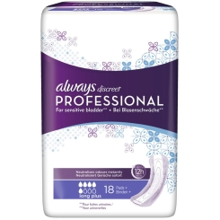 always discreet Professional Long Plus