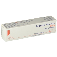 Ambroxol Genericon