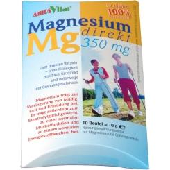 AmosVital® Magnesium Direkt 350 mg Beutel