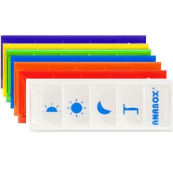 ANABOX® PIKTO Tagesbox