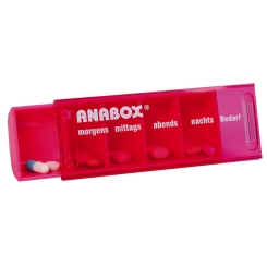 ANABOX® Tagesbox Pink