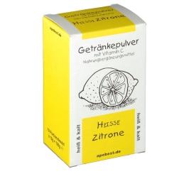 apobest® Heisse Zitrone