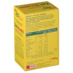 apoday® Holunder Vitamin C + Zink