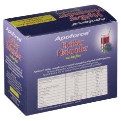 Apoforce® Heißer Holunder zuckerfrei