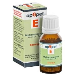 apopet® Blütenessenz E - Energy