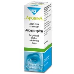 APOZEMA® Allium cepa compositum Augentropfen Nr. 42