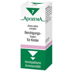 APOZEMA® Beruhigungstropfen für Kinder Nr. 7