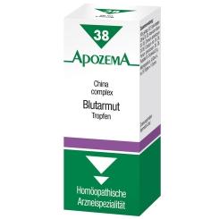 APOZEMA® Blutarmut-Tropfen Nr. 38