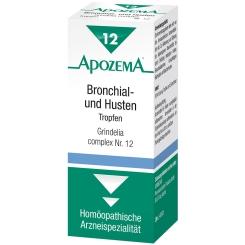 APOZEMA® Bronchial- und Husten-Tropfen Nr. 12