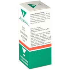 APOZEMA® Bryonia complex Bandscheiben und Gelenke Nr. 6