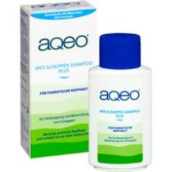 aqeo® Anti Schuppen Shampoo Plus