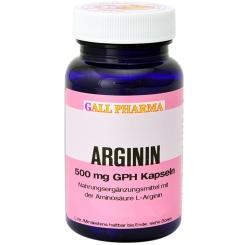 Arginin 500 mg GPH