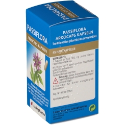 ARKOCAPS Passionsblume 300 mg Kapseln