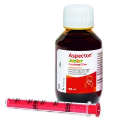 Aspecton® Junior Hustenstiller