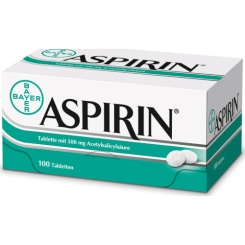 ASPIRIN® 0,5 Tabletten