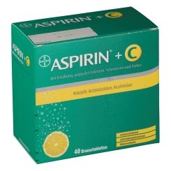 Aspirin® +C
