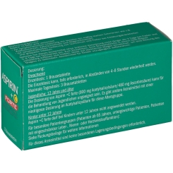 Aspirin® +C FORTE