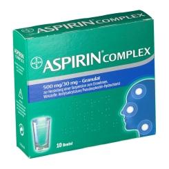 Aspirin® Complex 500 mg/30 mg