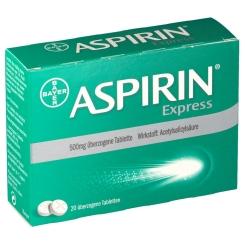 ASPIRIN® Express 500 mg