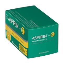 ASPIRIN® PLUS C