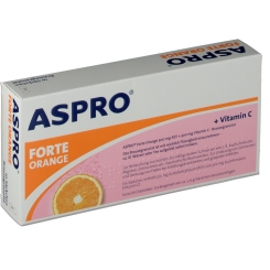 ASPRO® Forte Orange