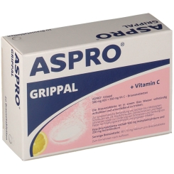 Aspro Grippal 500 mg ASS + 250 mg Vitamin C