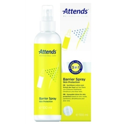 Attends® Barrier Spray Skin Protection
