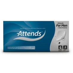 Attends® for Men 2 Einlagen