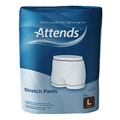 Attends® Stretch Pant Fixierhosen L