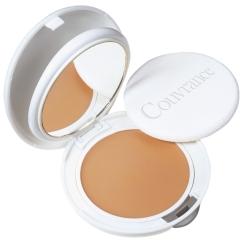 Avène Couvrance Kompakt Make up 03 sand mattierend