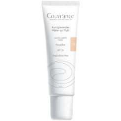 Avène Couvrance korrigierendes Make up Fluid 01 Porzellan