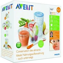 Avent VIA Gourmet Set